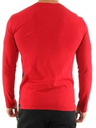 T.shirt manica lunga slim fit 2